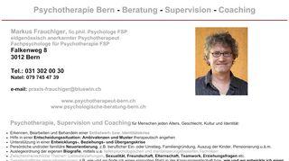 psychotherapeut-bern.ch