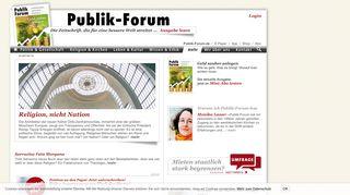 publik-forum.de
