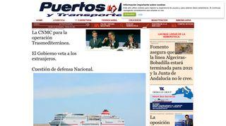 puertosynavieras.es