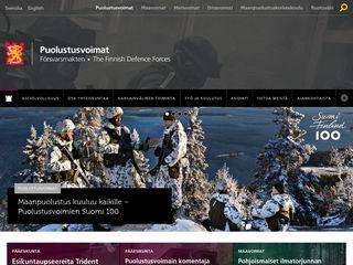 puolustusvoimat.fi