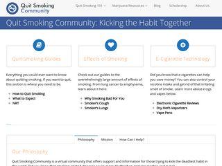 quitsmokingcommunity.org