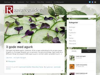 raavareguiden.dk