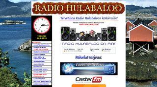 radiohulabaloo.fi