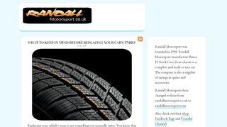 randallmotorsport.co.uk