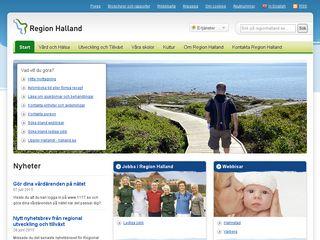 regionhalland.se