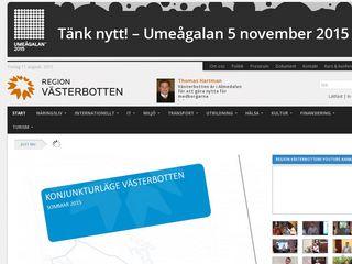 regionvasterbotten.se