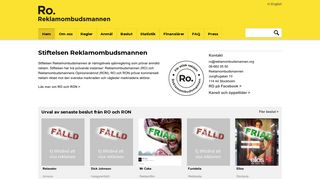 reklamombudsmannen.org