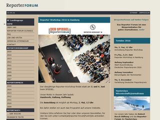 reporter-forum.de