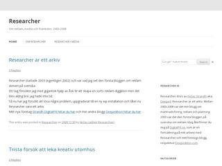 researcher.se