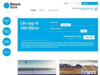 resursbank.no