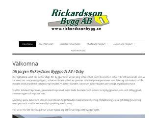 rickardssonbygg.se