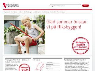 Preview of riksbyggen.se