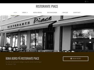 ristorantepiace.com