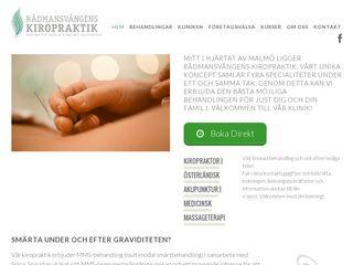 rmvkiropraktik.se