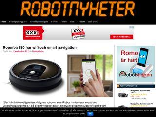 robotnyheter.se