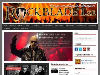rockbladet.se