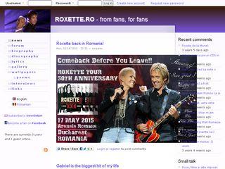 roxette.ro