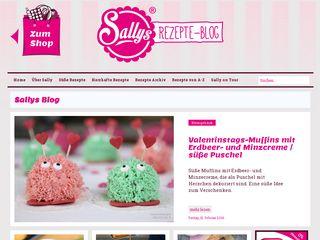 Sallys Blog De Domainstats Com