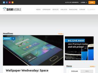 sammobile com | Domainstats com