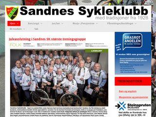 sandnes-sykleklubb.no