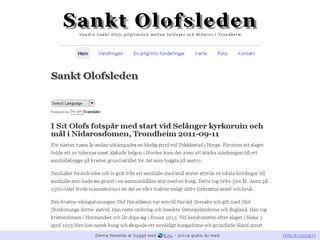 sanktolofsleden.n.nu