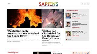 sapiens.org