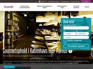 scandichotels.dk