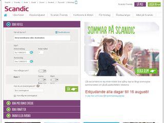 scandichotels.se