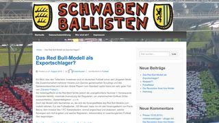 schwabenballisten.de