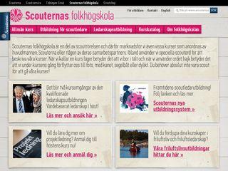 scouternasfolkhogskola.se