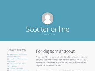 scoutsidan.se