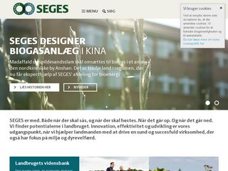 Preview of seges.dk