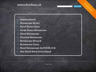 seminarhotelkreuz.ch