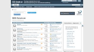 seo-forum.se