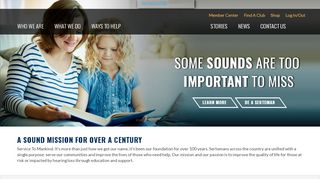 sertoma.org
