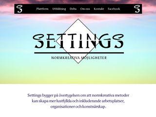 settings.se