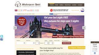 shakespearehotel.co.uk