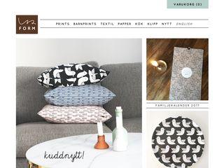 Earlier screenshot of shop.isa.nu