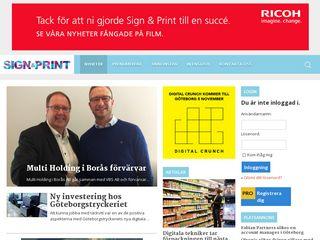 signprint.se