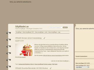 sillybladet.se