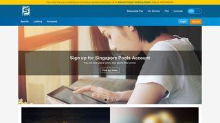singaporepools com sg | Domainstats com
