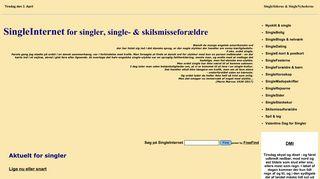 singleinternet.dk