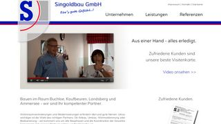 singoldbau.de