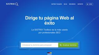 sistrix.es