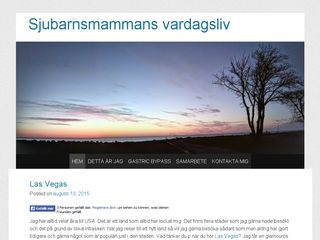 sjubarnsmammans-vardagsliv.se