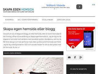 skapa-egen-hemsida.se