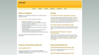 skepsis.fi