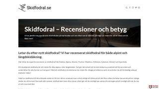 skidfodral.se