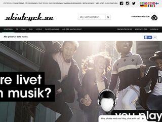 skivtryck.se