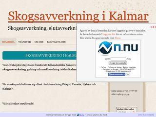 skogsavverkning-kalmar.se